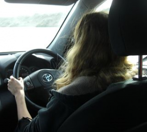 elyse driving