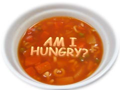 am i hungry soup bowl