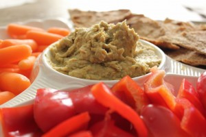 Curry Hummus