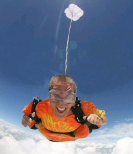 Jeff Skydiving
