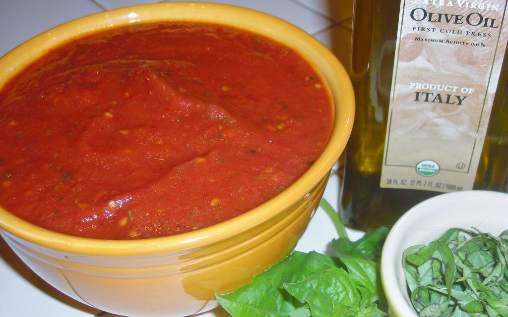 Roasted Roma Tomato Sauce