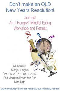 Mindful Eating Retreat