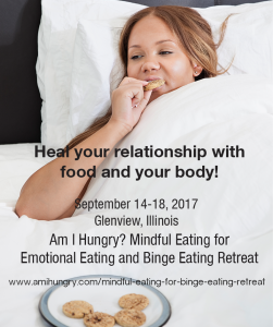 Mindful Eating for Emotional Eating Retreat Chicago