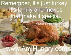 remember its just turkey