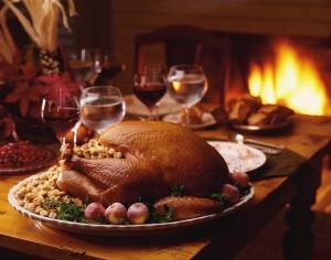 thanksgiving gourmet dinner