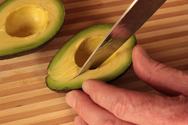 How to dice an avocado