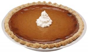pumpkin pie homemade