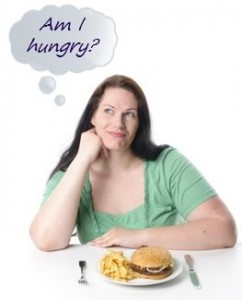 Am I Hungry Woman Thinking