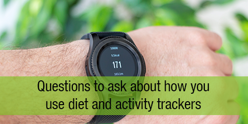 Diet-and-activity-trackers