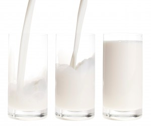 Carbs in milk alternatives
