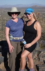 Michelle and Jenn