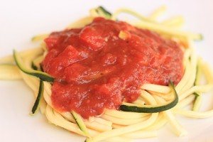Zoodles-with-Marinara
