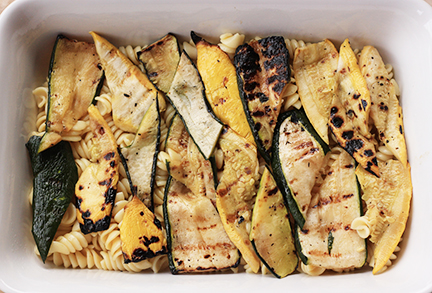 Grilled-Vegetable-Pasta-Bake-1
