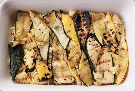 Grilled-Vegetable-Pasta-Bake-1