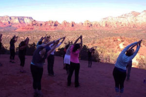 Mindful-Eating-and-Yoga-Retreat-yoga-on-the-rocks