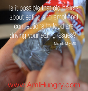 Old-beliefs-cause-cravings-overeating