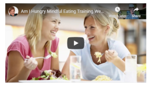 Video abuut Mindful Eating Training