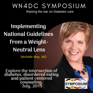 Health and Wellness Speaker Michelle May