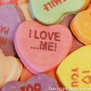 I_Love_ME valentine candy hearts