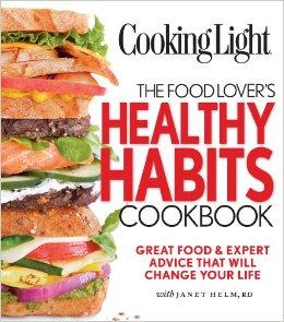 food lovers healthy habits cookbook