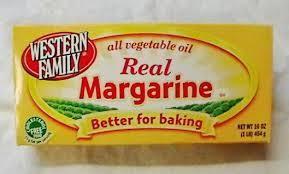margarine box