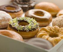 Box of doughnuts