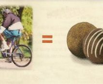 Truffles for bicycling