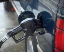 Filling up your gas tank